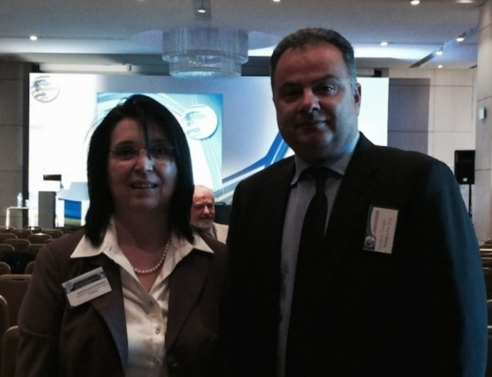 Mr. Goumas At The International Conference Of Panhellenic Exporters Association