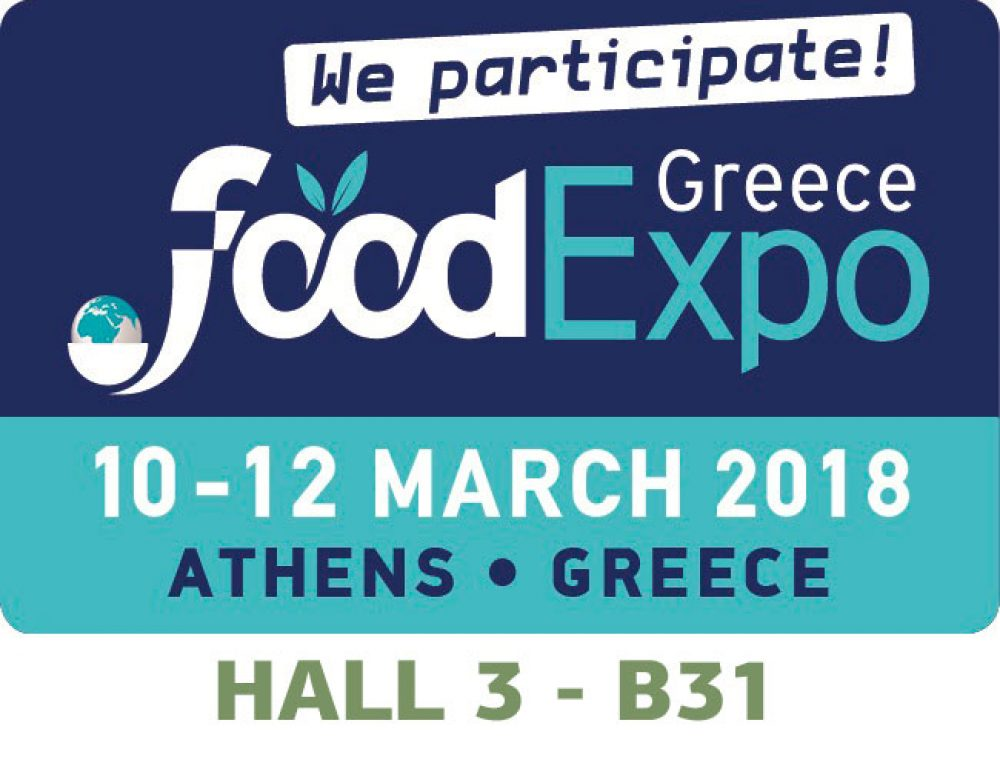 Meet us at FoodExpo 2018